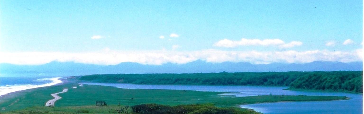 南十勝・湧洞の丘からの絶景